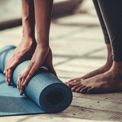 standaard yogamats