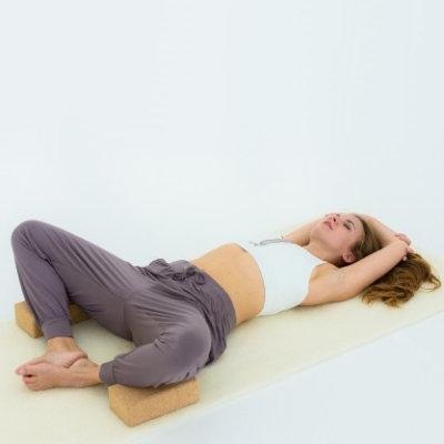 Sheep wool yoga mats