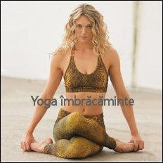 Yoga îmbrăcăminte
